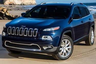 Controversial new Jeep Cherokee uncovered