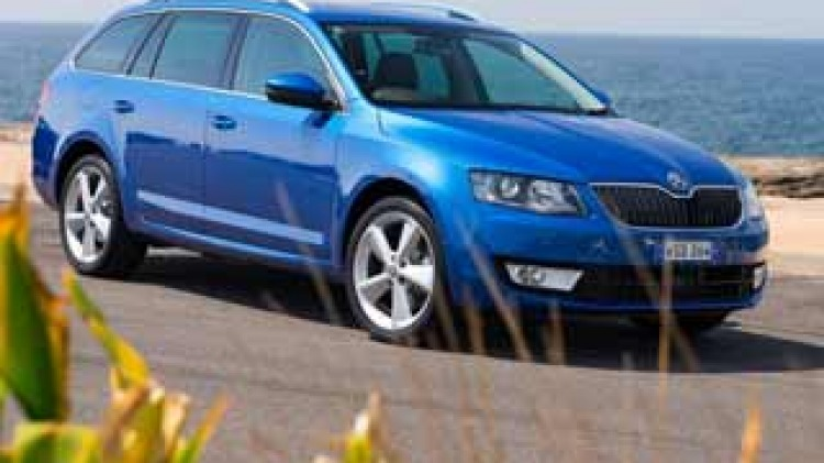 Skoda Octavia 110TDI new car review