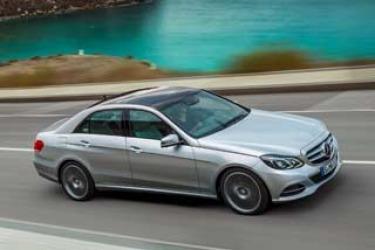 New Mercedes-Benz E-Class range