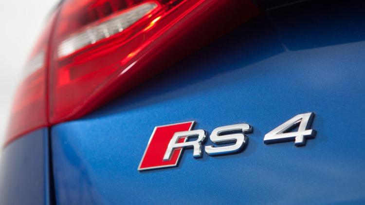 Audi RS4 Avant.
