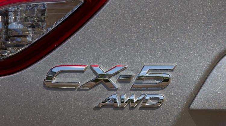 Mazda CX-5 Maxx Sport 2.5-litre.