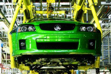 Holden factory