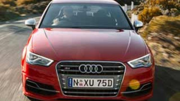Audi S3 Sportback new car review