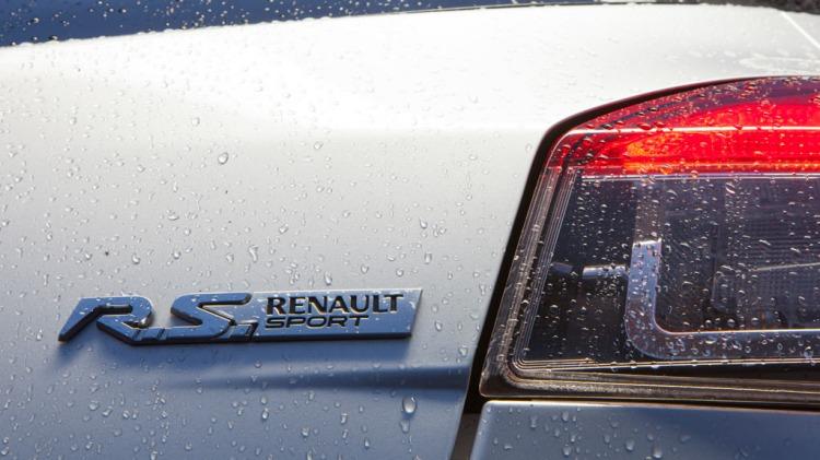 Renault Megane RS265.