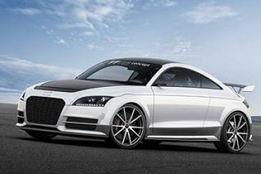 Audi TT Ultra Coupe