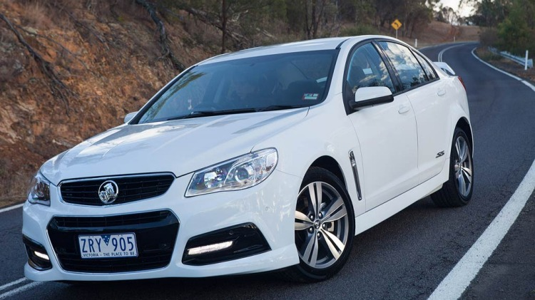 Holden VF Commodore SS.