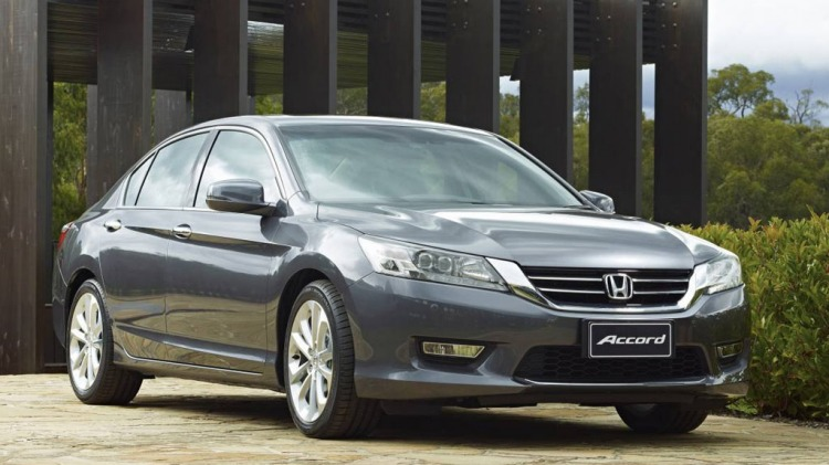 2013 Honda Accord.