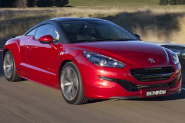 New car review: Peugeot RCZ
