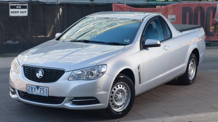 Holden VF Commodore Ute.