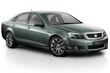 From the outside it looks the same but the updated Caprice is a world class limousine inside.