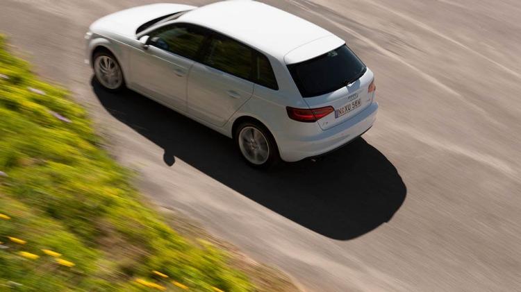 Audi A3 EMBARGOED