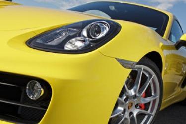 First drive review: Porsche Cayman