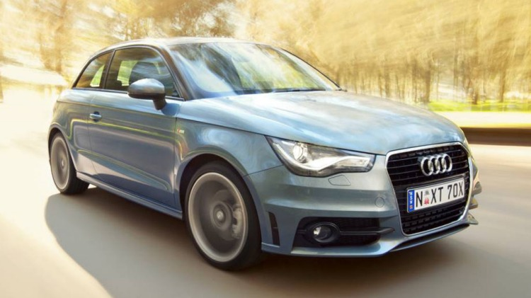 Audi A1 models fitted with the seven-speed S-Tronic gearbox have been recalled.