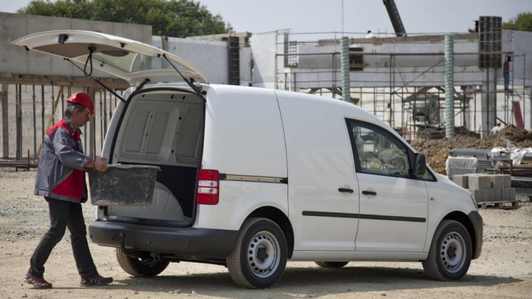 Volkswagen Caddy models fitted with the seven-speed DSG gearbox have been recalled.