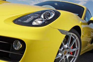 Quick Spin: Porsche Cayman S
