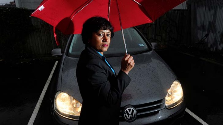 Recall limited: Sharon Rattan does not qualify for the recall because she's already replaced her car's faulty gearbox.