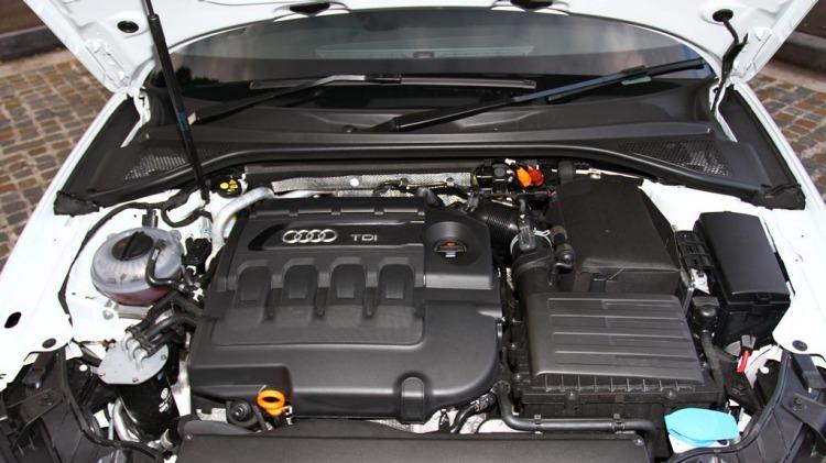 Audi A3 1.6 TDI Attraction.
