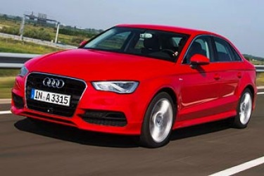 First drive review: Audi A3 Sedan