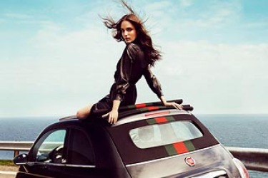 Quick Spin: Fiat 500C by Gucci