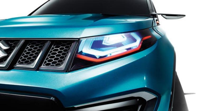 Suzuki SUV concept