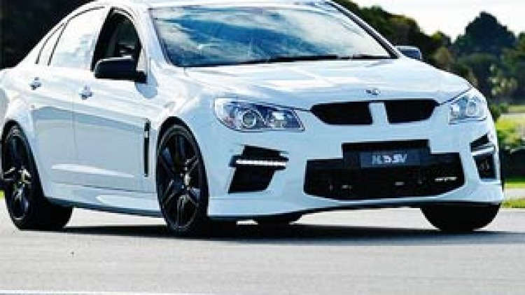 HSV GTS first drive review