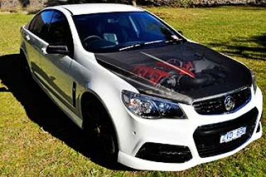 Walkinshaw Performance has created a half-way hero between the standard VF Commodore SS and the dedicated performance models from its sister operation, Holden Special Vehicles.