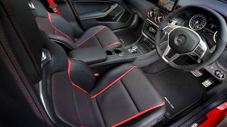 2013 Mercedes-Benz A 45 AMG
