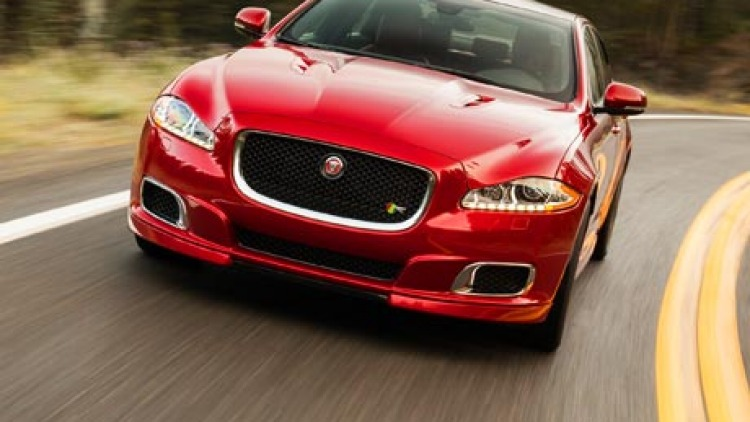 Jaguar XJR first drive review | Drive