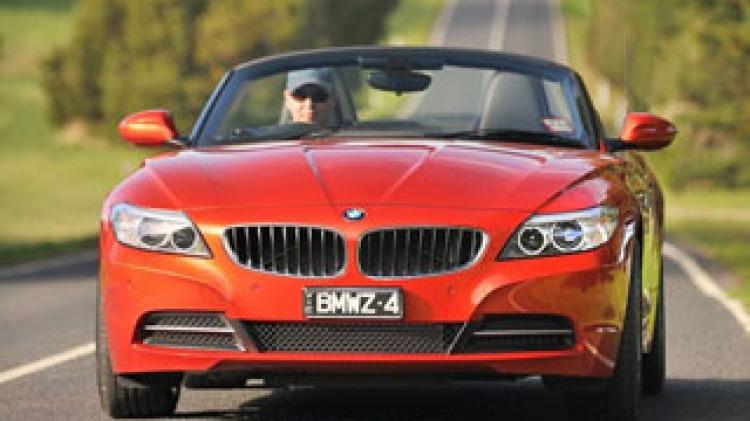 BMW Z4 28i quick spin