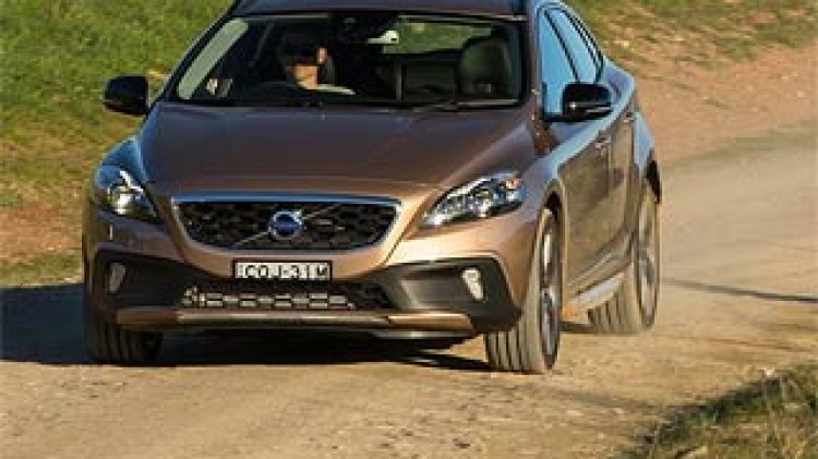 Volvo V40 Cross Country first drive review