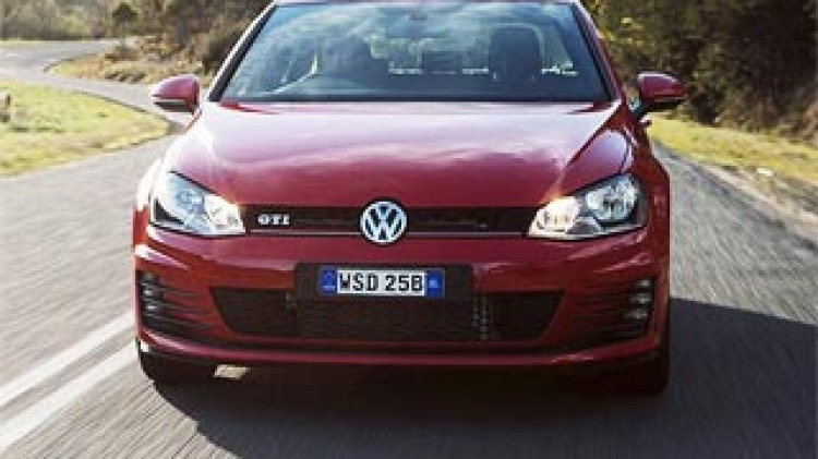 Volkswagen Golf GTI: First drive review