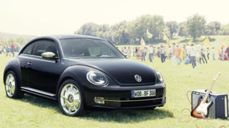 Volkswagen Beetle Fender Edition.