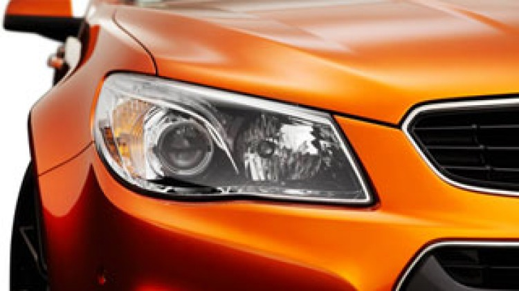 Sales spike for Holden Commodore
