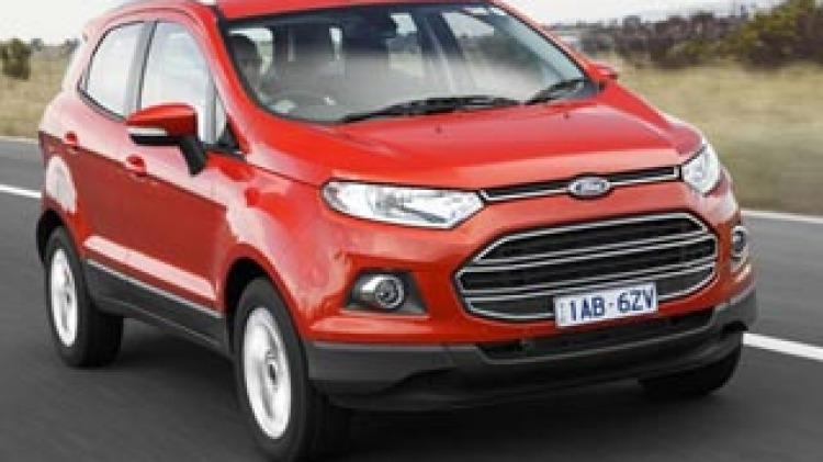 Ford EcoSport Titanium new car review