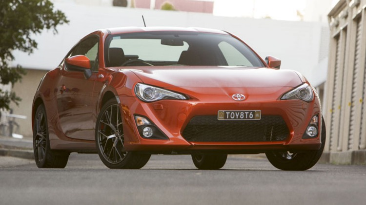 Toyota 86 By Tada quick spin
