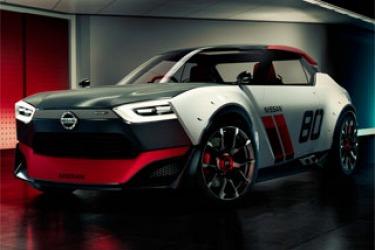 Nissan unveils Toyota 86-style concept