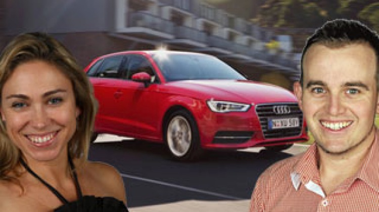 Audi A3 Attraction 1.4 TFSI: She says, he says