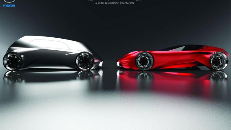 Mazda Design Americas: Auto Adapt.