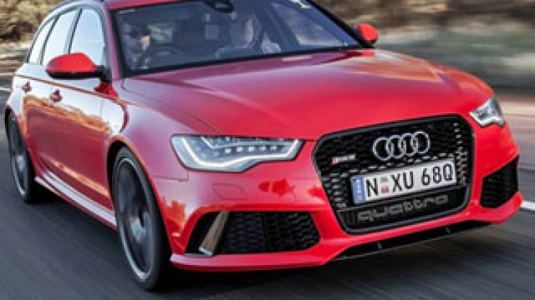 Audi RS6 Avant quick spin review