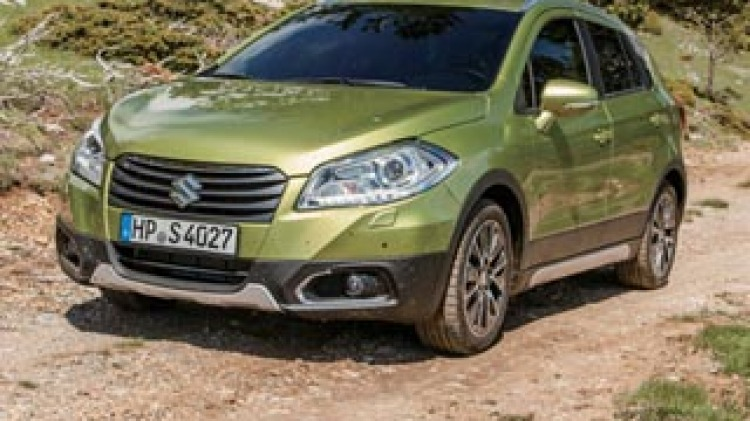 Suzuki S-Cross: First drive review
