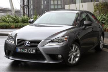 DCOTY 2013: Best Luxury Car Under $80,000