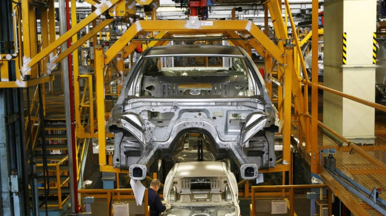 The future of Holden's Elizabeth factory is undecided.