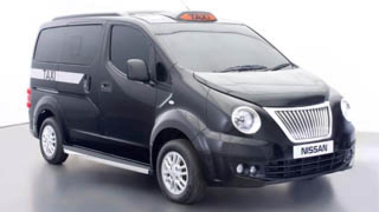 Nissan NV200 London