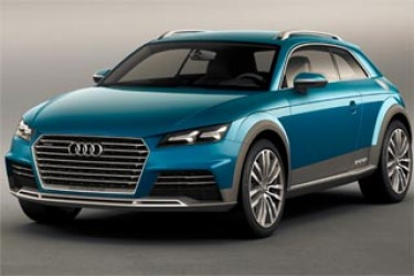 Audi Allroad Shooting Brake revealed