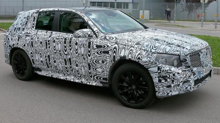 Mercedes-Benz GLK SUV