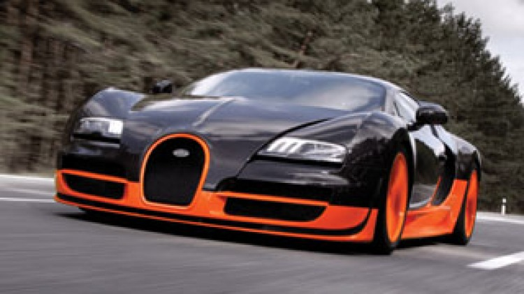 Bugatti sedan and SuperVeyron ruled out