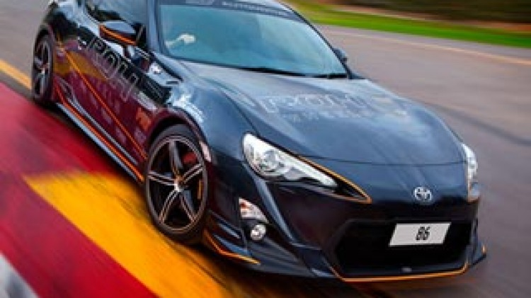Toyota 86 Project first drive review