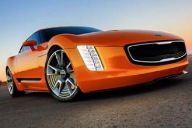 Kia reveals stunning GT4 Stinger concept