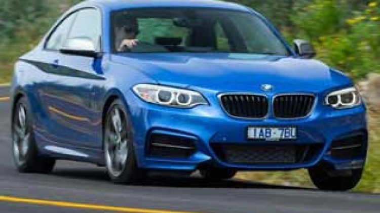 BMW 2-Series Coupe first drive review