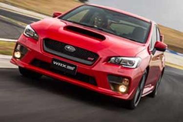 Subaru WRX STI priced under $50k